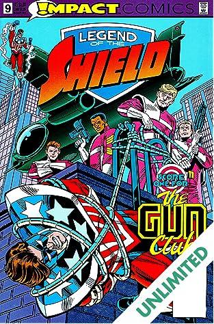 The Legend of The Shield (Impact Comics) #9