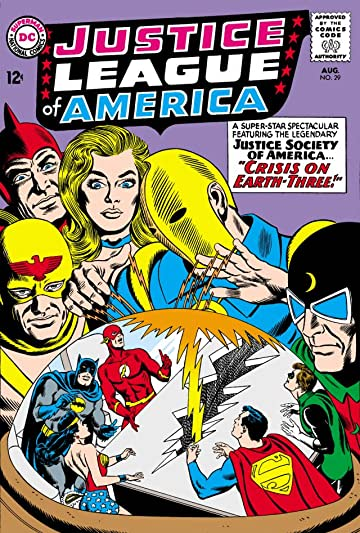 Justice League of America (1960-1987) #29
