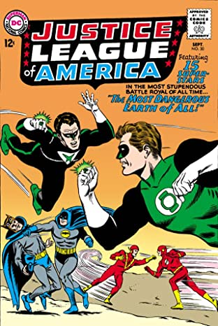 Justice League of America (1960-1987) #30