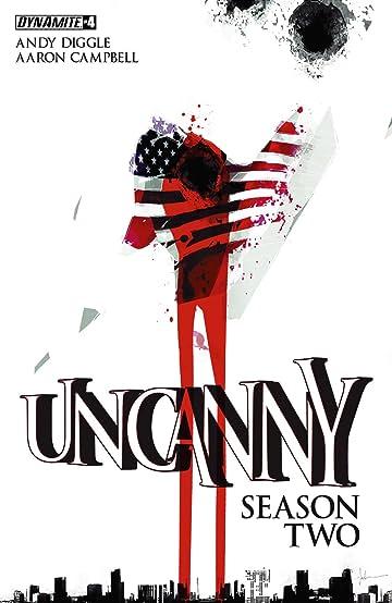 Uncanny Season Two #4 (of 6): Digital Exclusive Edition