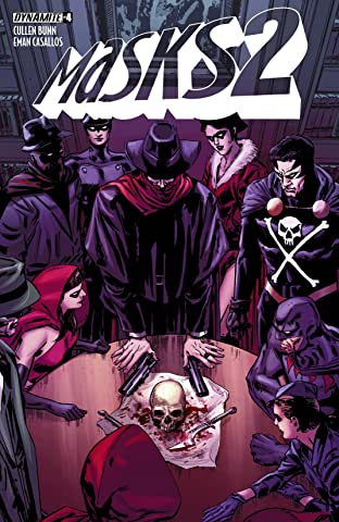 Masks 2 #4 (of 8): Digital Exclusive Edition