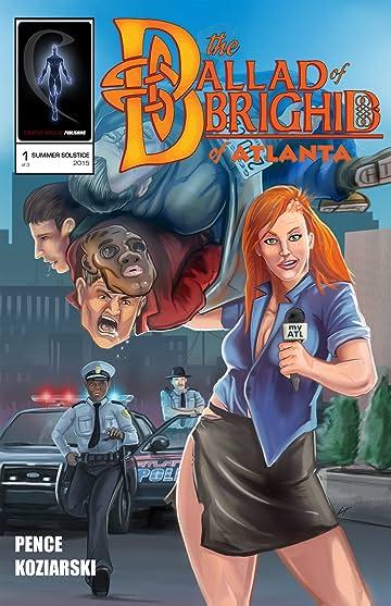 The Ballad of Brighid of Atlanta #1 (of 3)