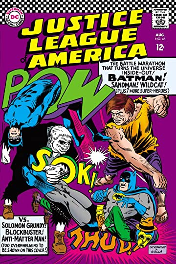 Justice League of America (1960-1987) #46