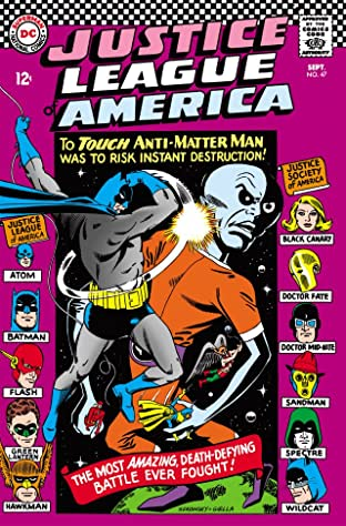Justice League of America (1960-1987) #47