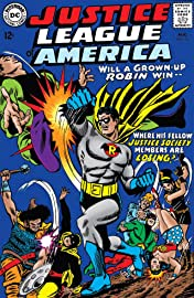 Justice League of America (1960-1987) #55