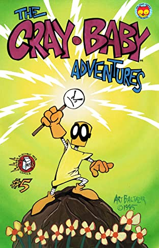 The Cray Baby Adventures #5