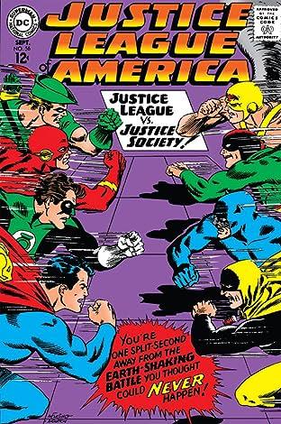 Justice League of America (1960-1987) #56