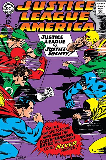 Justice League of America (1960-1987) #56