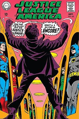 Justice League of America (1960-1987) #65