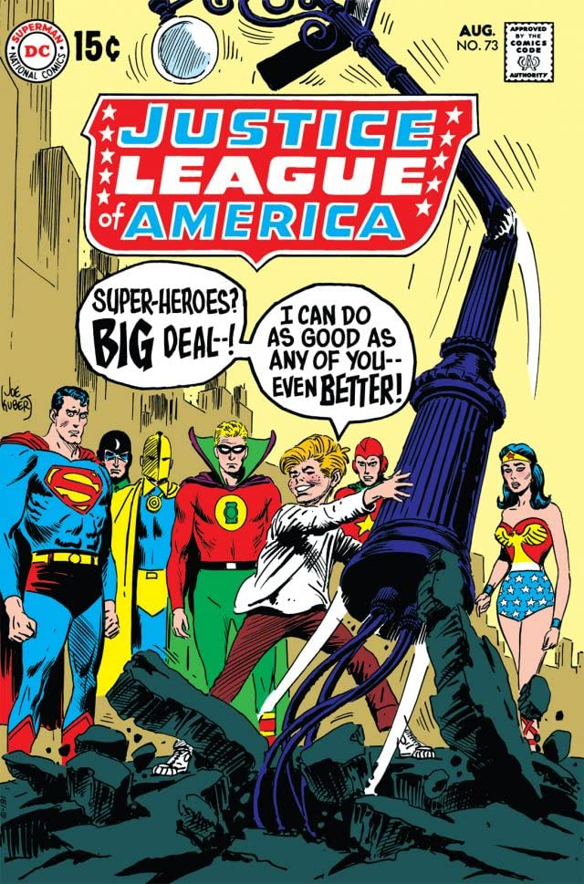 Justice League of America (1960-1987) #73