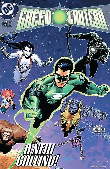Green Lantern (1990-2004) #165