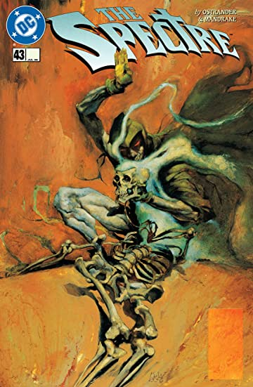 The Spectre (1992-1998) #43