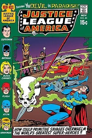 Justice League of America (1960-1987) #84