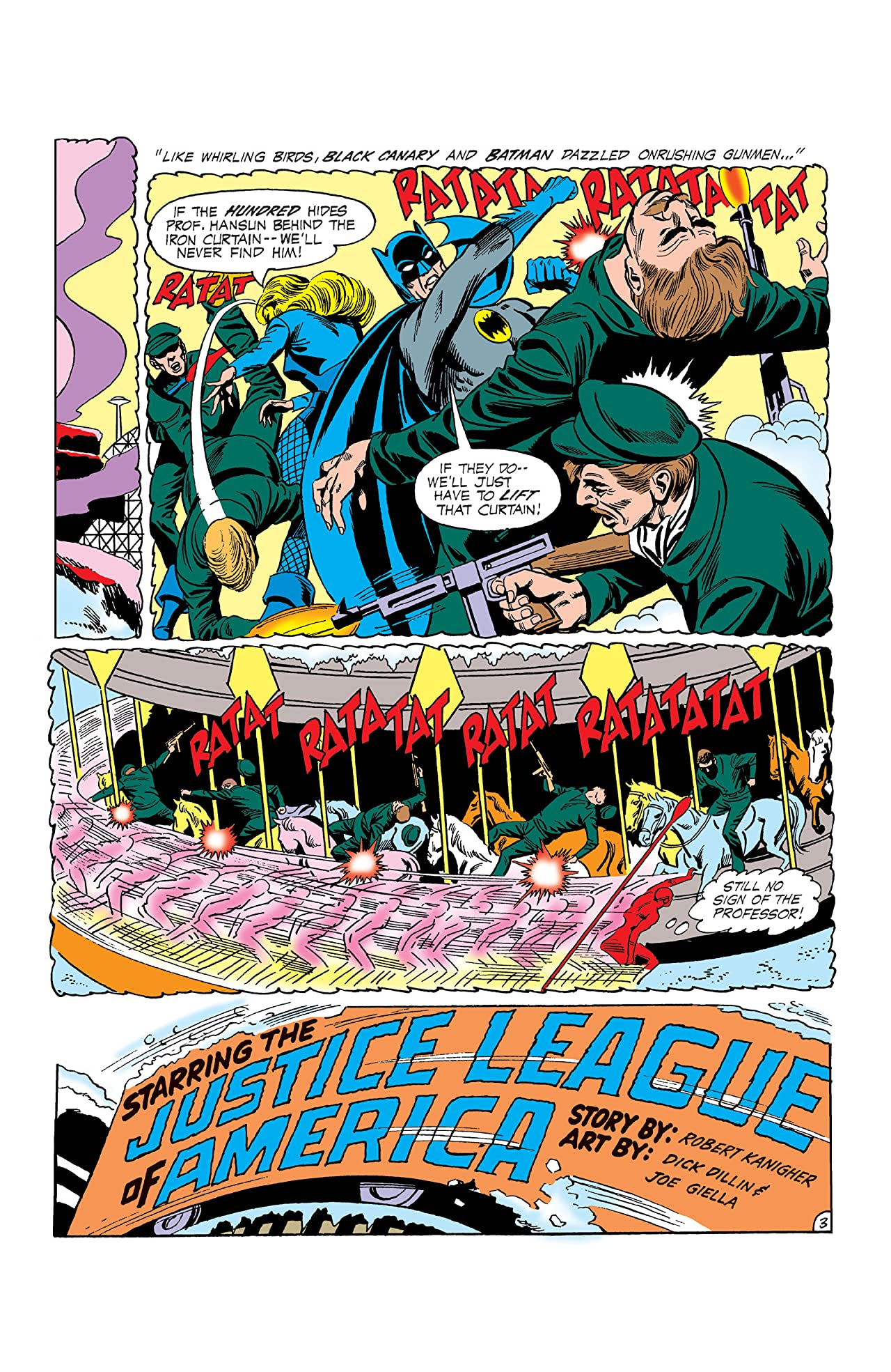 Justice League of America (1960-1987) #84