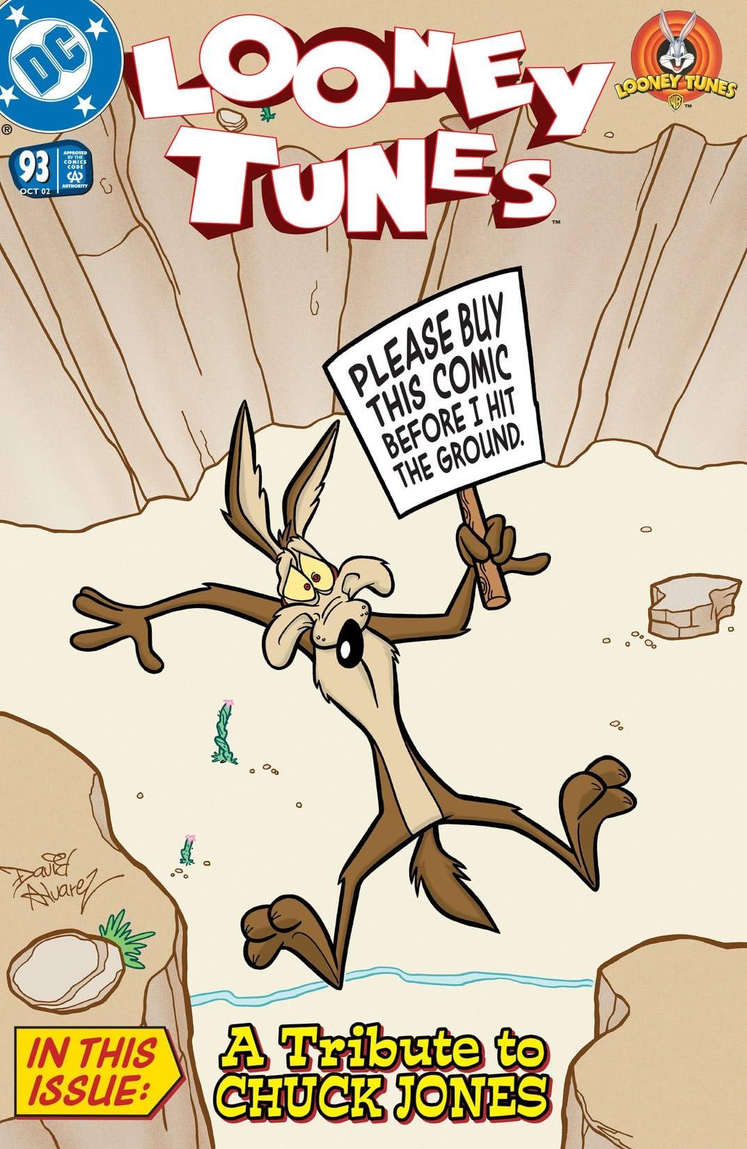Looney Tunes (1994-) #93