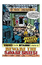 Justice Society of America (1991) No.1