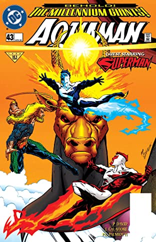 Aquaman (1994-2001) #43
