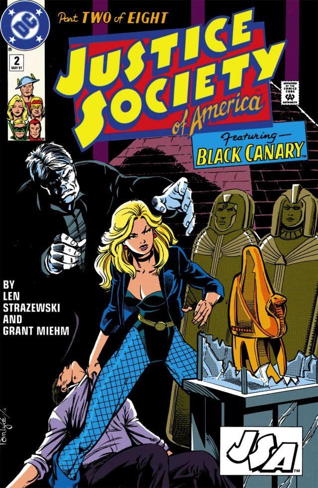 Justice Society of America (1991) No.2