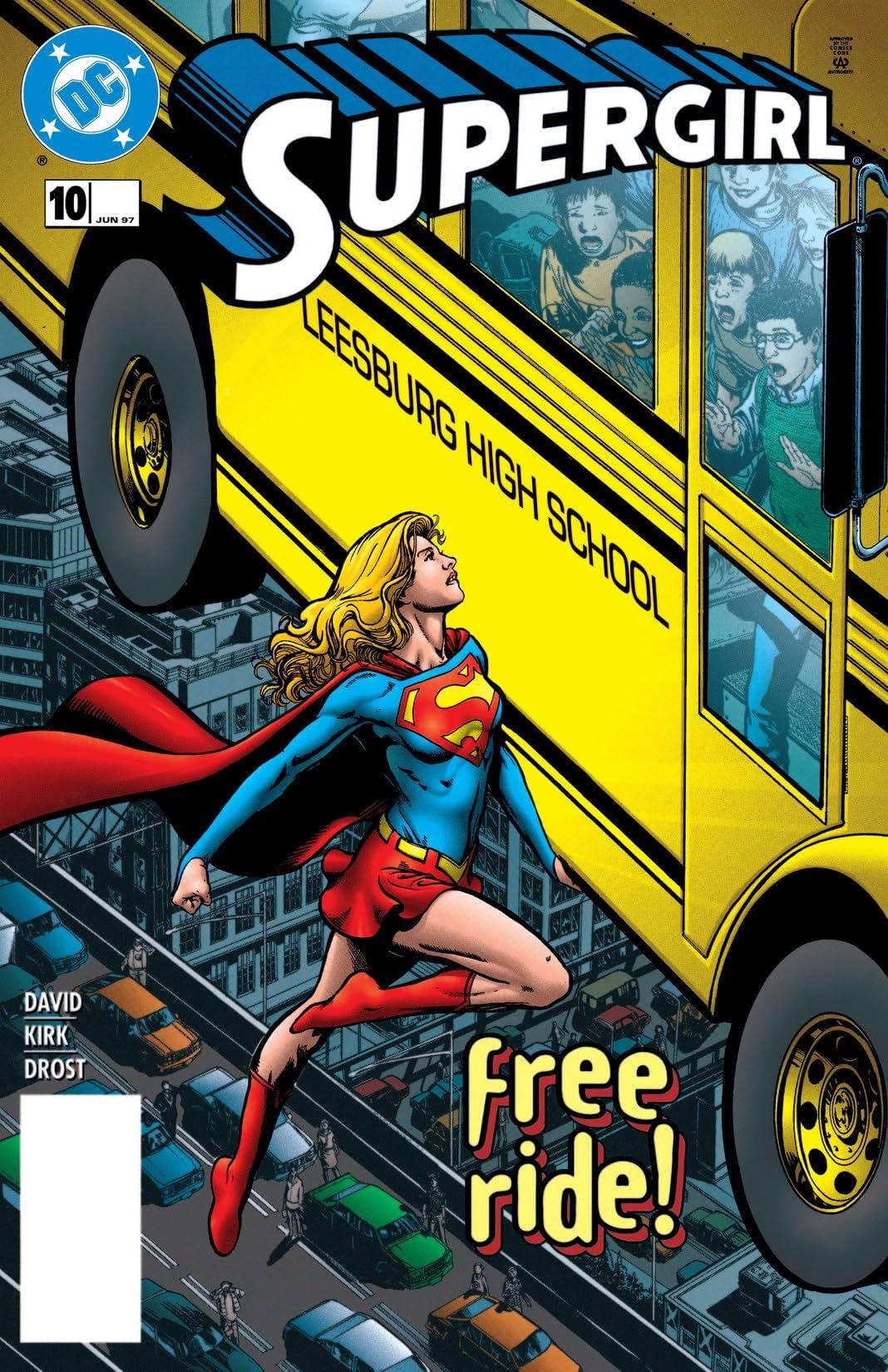 Supergirl (1996-2003) #10