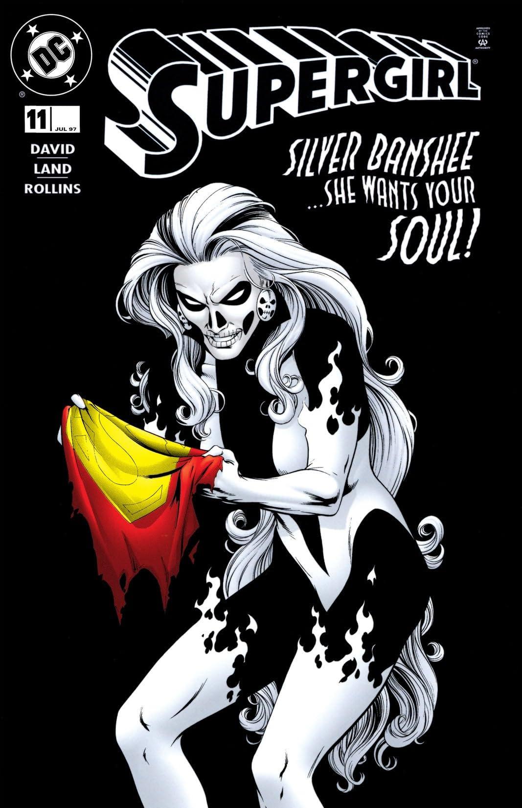 Supergirl (1996-2003) #11