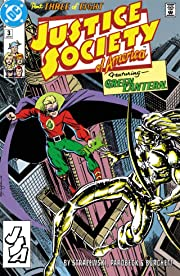 Justice Society of America (1991) #3