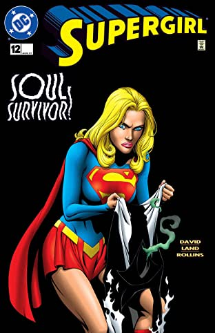 Supergirl (1996-2003) No.12