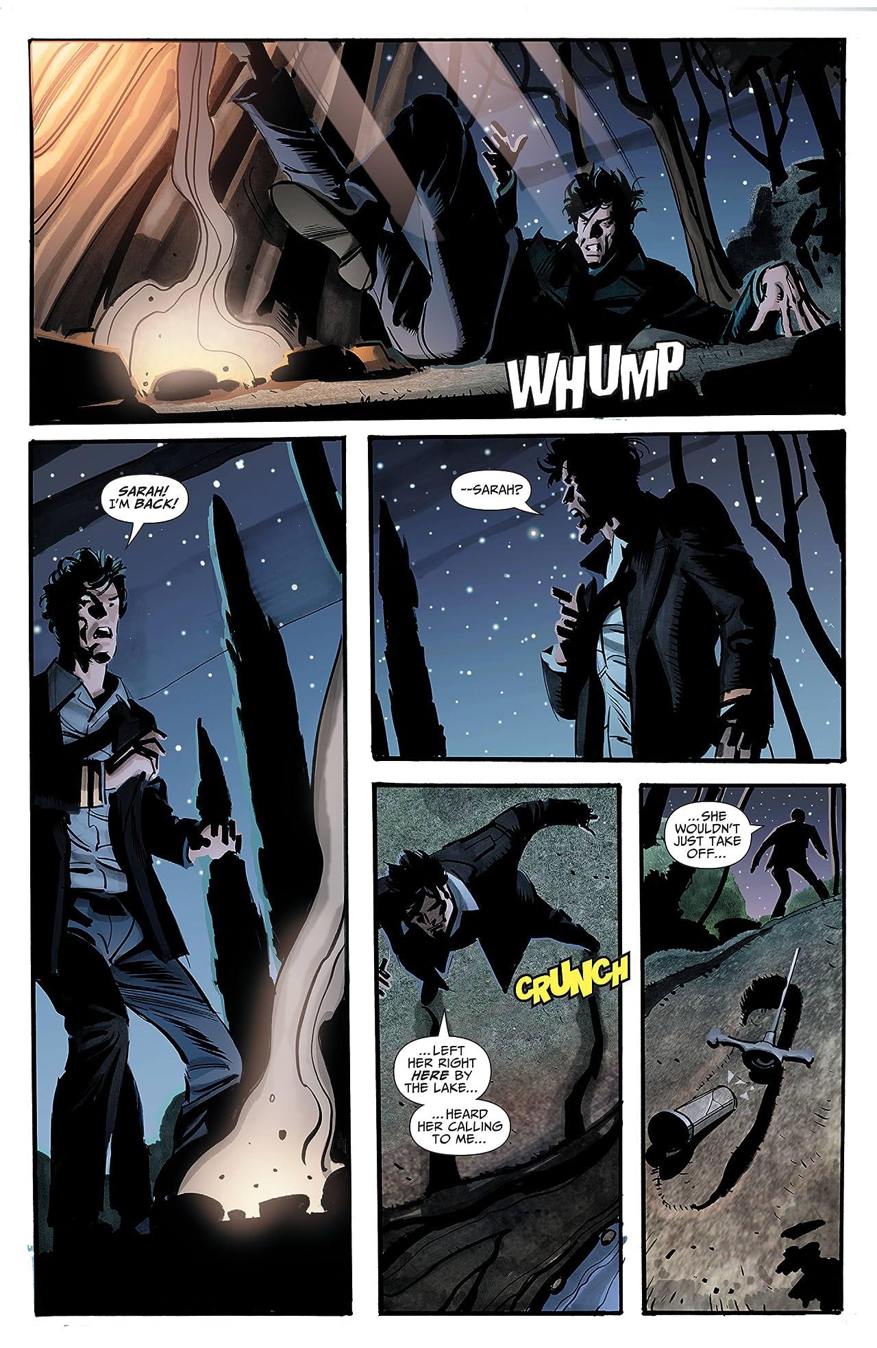 Deadman (2006-2007) #8