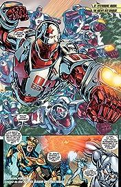 Justice League: Generation Lost #4