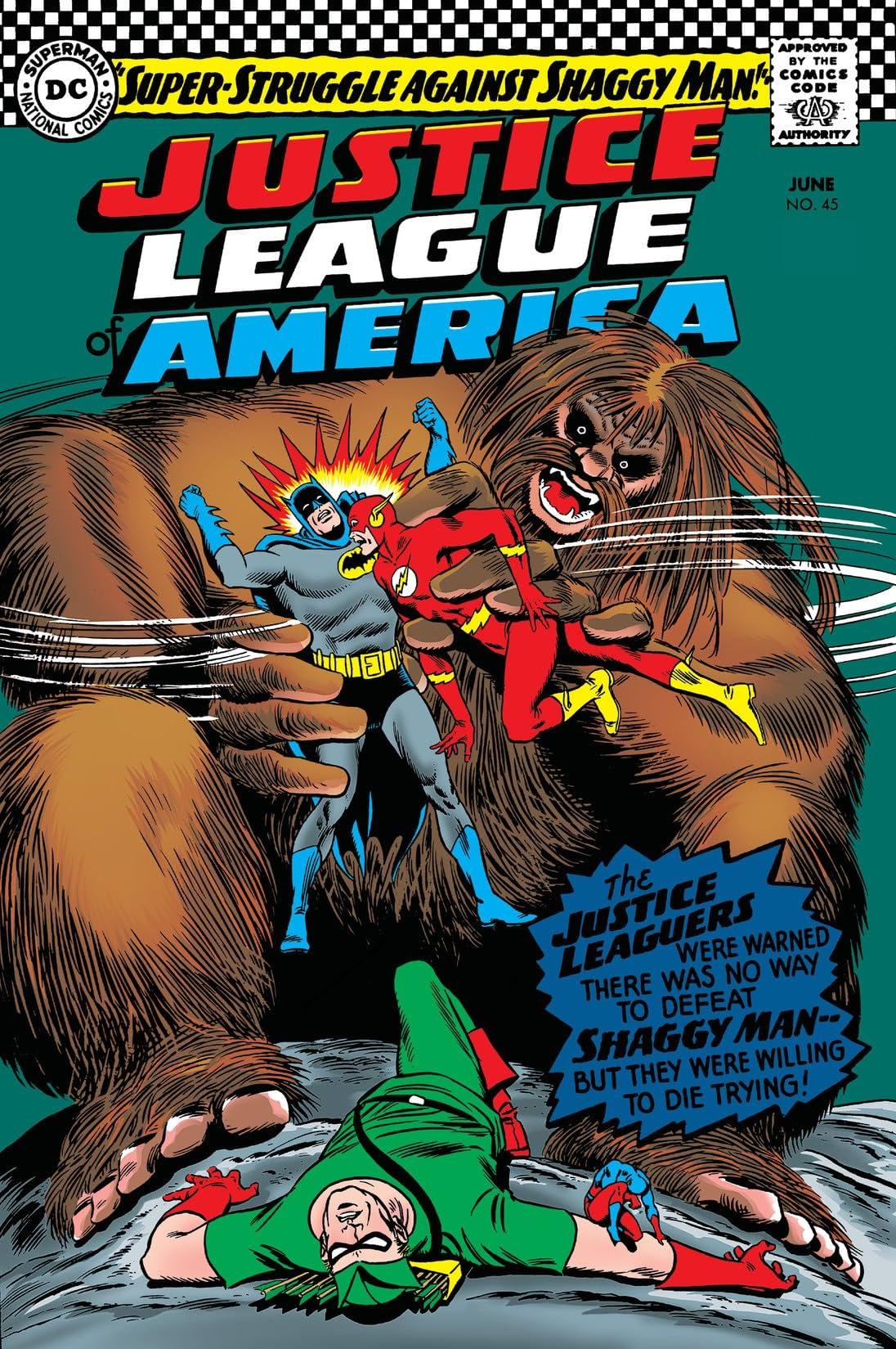 Justice League of America (1960-1987) #45