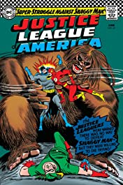 Justice League of America (1960-1987) #45