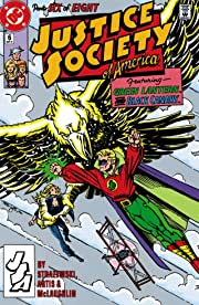 Justice Society of America (1991) #6