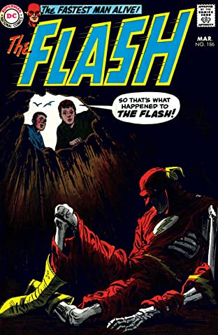 The Flash (1959-1985) #186
