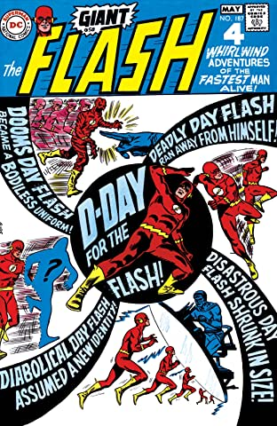 The Flash (1959-1985) #187