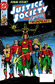Justice Society of America (1991) #8