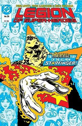 Legion of Super-Heroes (1984-1989) #29
