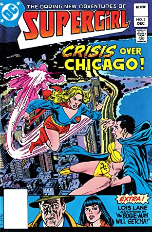 The Daring New Adventures of Supergirl (1982-1984) #2