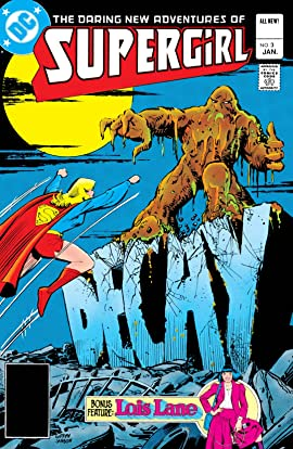 The Daring New Adventures of Supergirl (1982-1984) #3