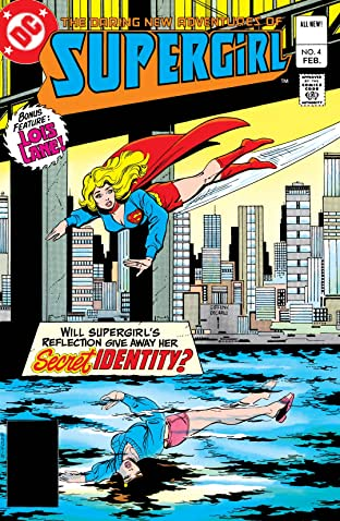 The Daring New Adventures of Supergirl (1982-1984) #4