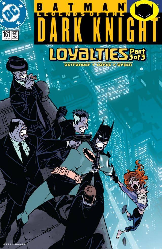 Batman: Legends of the Dark Knight #161