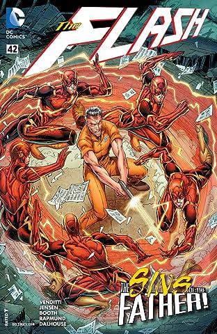 The Flash (2011-2016) #42