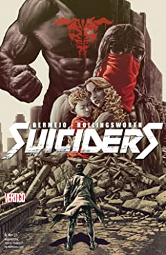 Suiciders (2015) No.6