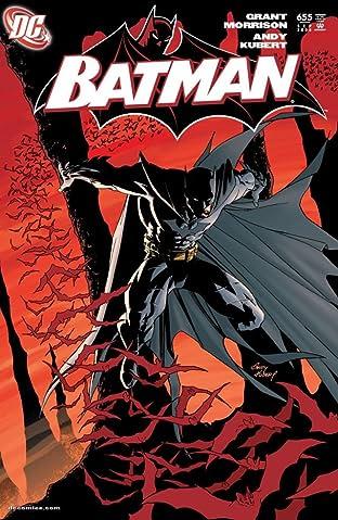 Batman (1940-2011) #655
