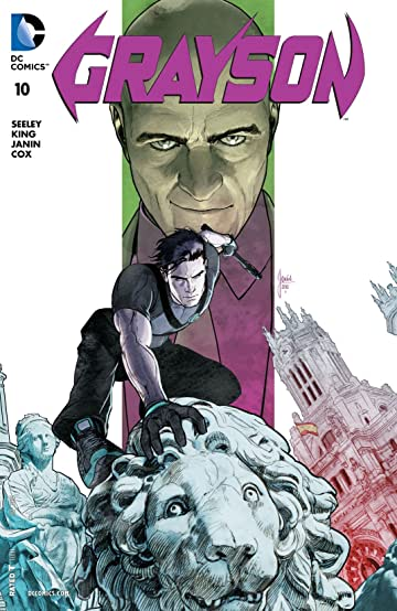 Grayson (2014-2016) #10