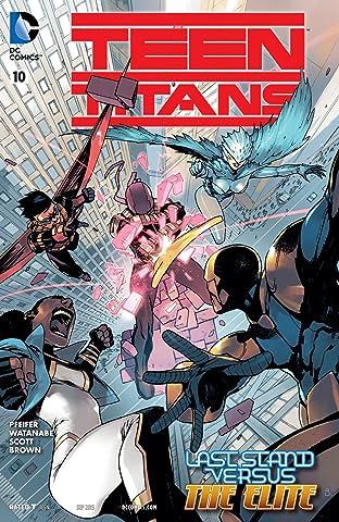 Teen Titans (2014-2016) No.10