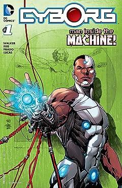 Cyborg (2015-2016) #1