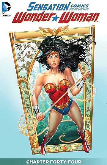 Sensation Comics Featuring Wonder Woman (2014-2015) #44