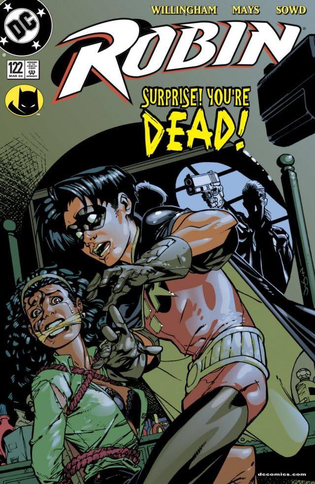 Robin (1993-2009) #122
