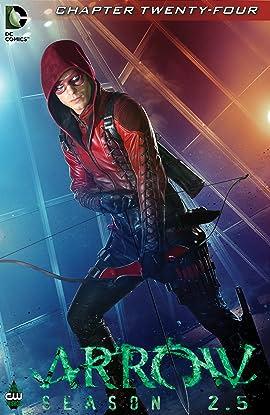 Arrow: Season 2.5 (2014-2015) #24