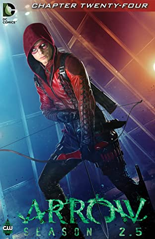 Arrow: Season 2.5 (2014-2015) #24
