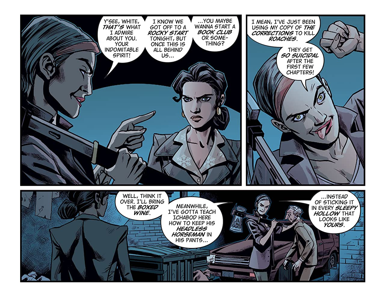 Fables: The Wolf Among Us #33